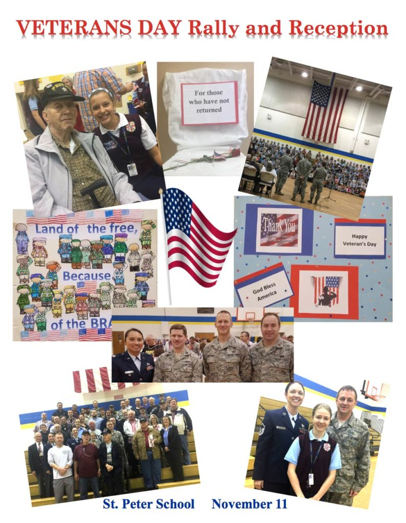 Veteran's Day Rally