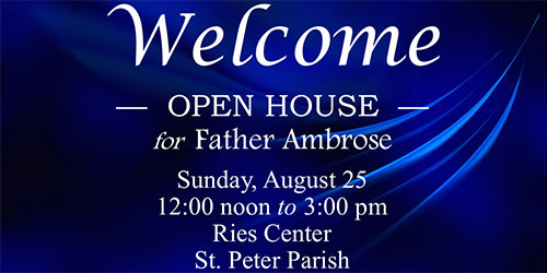 Welcome-Father-Ambrose-banner