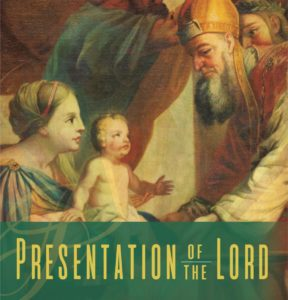 February 2<br>The Presentation of the Lord