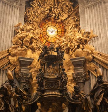 The Story of The Chair <br>of Saint Peter the Apostle<br>February 22